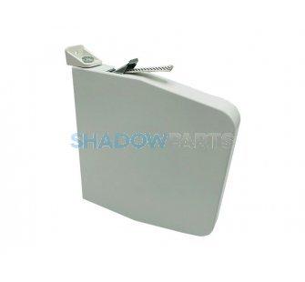 Bandopwinder groot voor 14mm band wit
