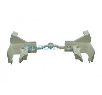 Heroal Inloopstukken (standaard 53x22mm geleider)