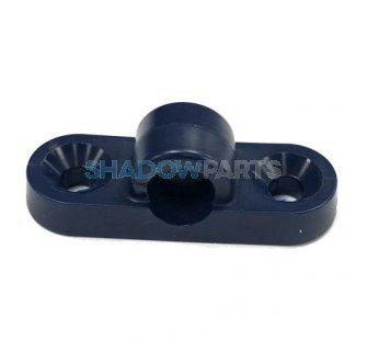 Markies koordgeleider marineblauw