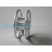 Staaldraadschijf aluminium 70mm